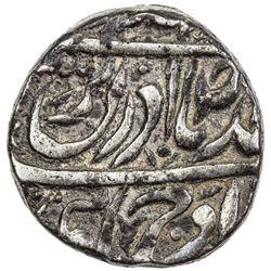 "NABHA: Hamir Singh, 1755-1783, AR rupee (11.05g), ""Sahrind"", AH[11]77. VF-EF"