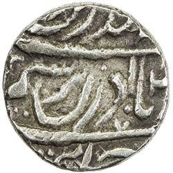 NABHA: Jaswant Singh, 1783-1840, AR rupee (11.02g), Nabha Lal, VS(18)80. VF-EF