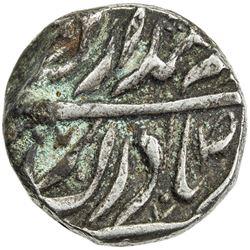NABHA: Jaswant Singh, 1783-1840, AR rupee (11.09g), Nabha Lal, VS(18)86. VF
