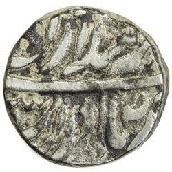 NABHA: Jaswant Singh, 1783-1840, AR rupee (10.73g), Nabha Lal, VS(18)92. F-VF