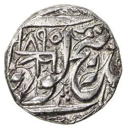 SIKH EMPIRE: AR rupee (10.67g), Derajat, VS1895. VF
