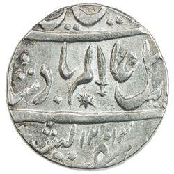 BENGAL PRESIDENCY: AR rupee (11.16g), Allahabad, AH1214 year 26 (sic). AU