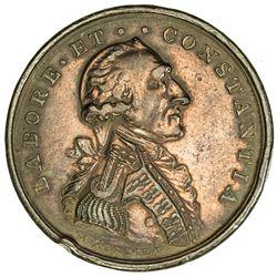 BENGAL PRESIDENCY: AE medal (13.62g), AH1211 (1796). VF