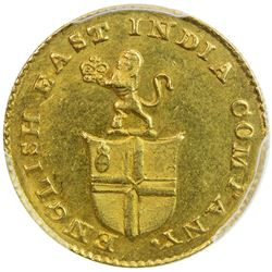 MADRAS PRESIDENCY: AV 5 rupees, ND (1819-1820). PCGS MS62