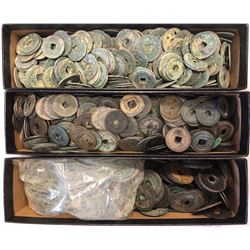 NORTHERN SONG: LOT of 1340 Northen Song dynasty (960-1127 AD) coins