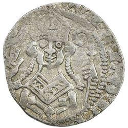 HERFORD: Irmgard von Wittgenstein, Wikbold von Holte, 1290-1323, AR pfennig (1.14g), ND. VF