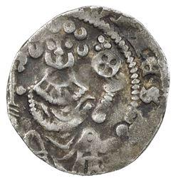 RAVENSBURG: Otto III, 1249-1306, AR pfennig (1.17g), ND. VF