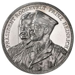 GERMANY: AR medal, 1902. AU