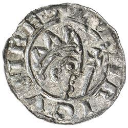 FRIESLAND: Bruno III, 1038-1057, AR denar (0.57g). EF