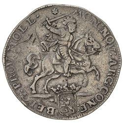 HOLLAND: Dutch Republic, AR ducaton, 1672. F