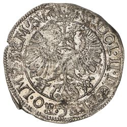 ZWOLLE: Dutch Republic, AR 6 stuivers, ND (1601). EF