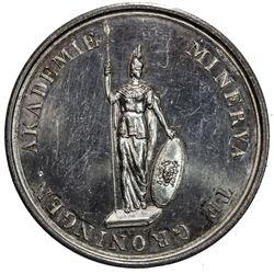 NETHERLANDS: AR medal, 1898. AU