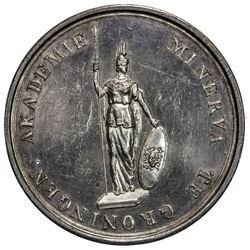 NETHERLANDS: AR medal, 1900. AU