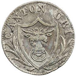 URI: BI rappen, 1811. EF