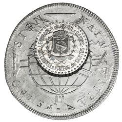 BRAZIL: AR medal, 1957. UNC