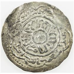 RASULID: al-Nasir Ahmad, 1400-1424, AR dirham (1.82g), Mahjam, AH914. VF-EF