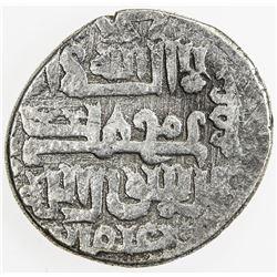 JALAYRIDS: Shaykh Hasan, 1335-1356, AR dinar (4.35g), al-Basra, AH74(6). VF