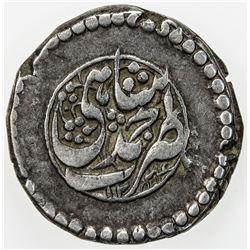 DURRANI: Mahmud Shah, 1809-1817, AR rupee (10.03g), Ahmadshahi, AH1234. VF-EF