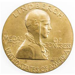 UNITED STATES:, 1928 AE medal (152.8g). AU