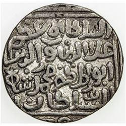 DELHI: Muhammad Shah II, 1296-1316, AR tanka (10.85g), Deogir, AH714. VF