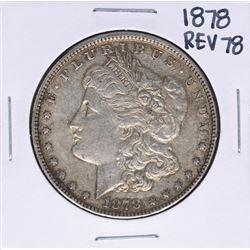 1878 Reverse of 78' $1 Morgan Silver Dollar Coin
