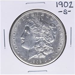 1902-S $1 Morgan Silver Dollar Coin