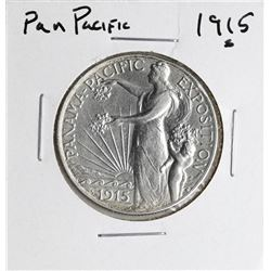 1915-S Panama Pacific Commemorative Half Dollar Coin