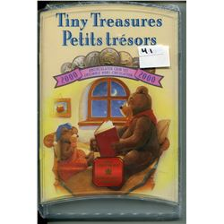 2000 RCM TINY TREASURES UNCIRCULATED COIN SET PENNY TO TOONEY