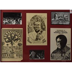 Freddie King Armadillo World HQ Posters