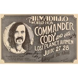 Commander Cody Armadillo World Headquarters