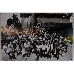 Large Armadillo World Headquarters Group Photo