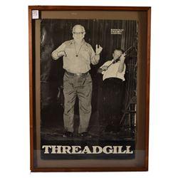 Kenneth Threadgill Kerrville Folk Fest Poster