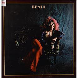 "Janis Joplin ""Pearl"" Poster"