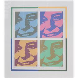 Janis Joplin Guy Juke Print