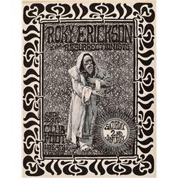 Club Foot Rocky Erickson Poster