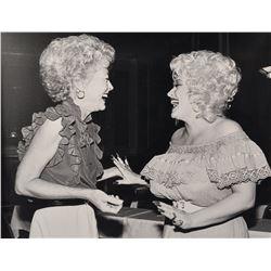 Dolly Parton & Anne Richards Burton Wilson Photo