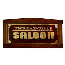 Threadgill's Saloon Sign