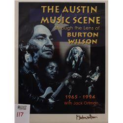 The Austin Music Scene Burton Wilson Photo