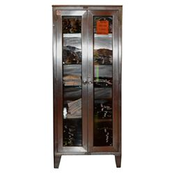 Metal Medical Supply Cabinet