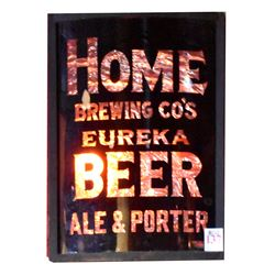 Home Brewing Co. Beer Corner Sign