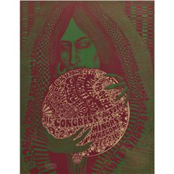 The Vulcan Gas Co. Shivas Headband Poster