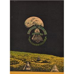 Vulcan Gas. Co. Handbill by Jim Franklin
