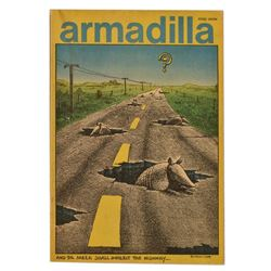 Jim Franklin Armadilla Book