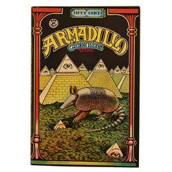 Armadillo Comics No. 2 Jim Franklin