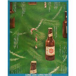 Lone Star Beer Long Live Longnecks Poster