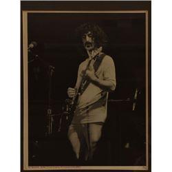 Frank Zappa Armadillo World Headquarters1977 Photo