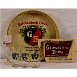 Greisedieck Beer Advertising Collection