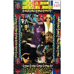 Doug Sahm Memorial Poster