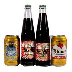 Armadillo World Headquarters Shiner Beer