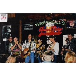 Threadgills Joe Ely & Jimmy Dale Gimore Photo